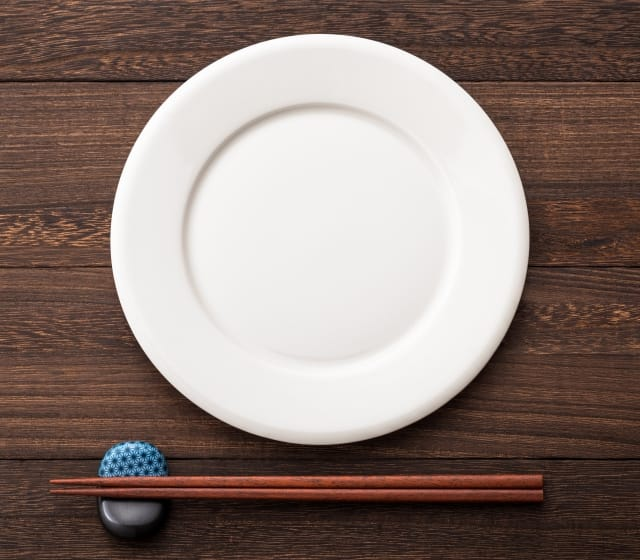 Chopsticks and tableware