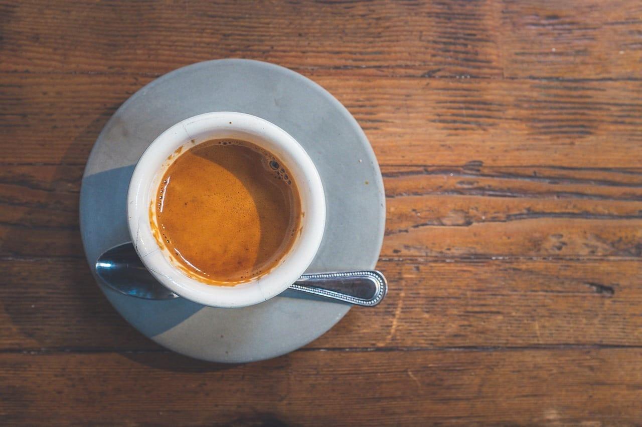 マグカップコーヒー