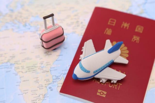 還暦に海外旅行