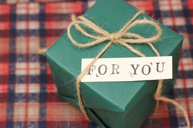 還暦に贈るプレゼント