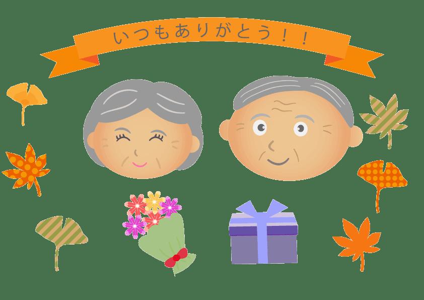 両親の還暦祝い