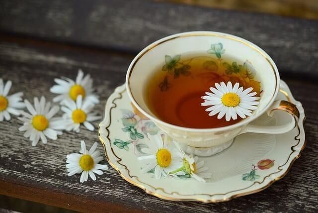 Tea and mug