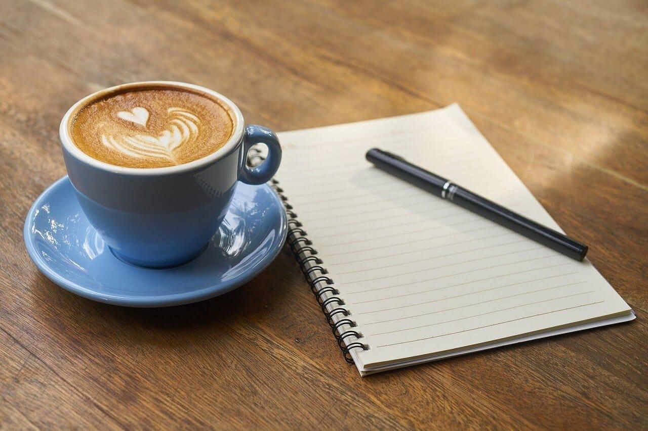 紅茶とノート