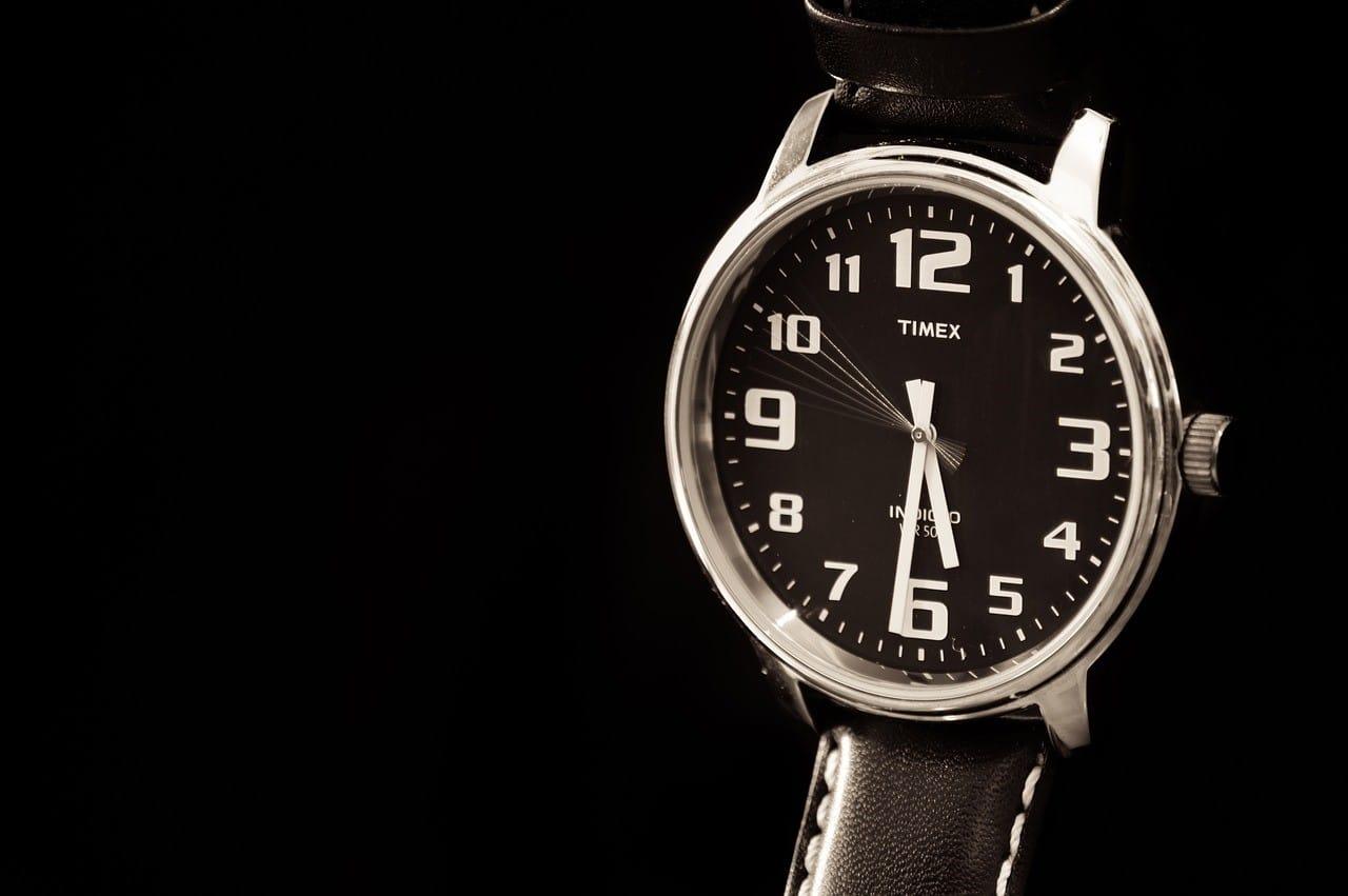 大きく見やすい腕時計