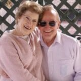 古希を迎える幸せカップル