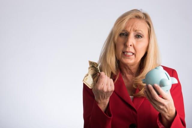 女性の上司への退職祝い