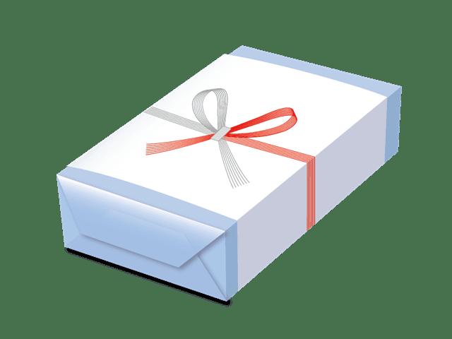 贈り物の注意点