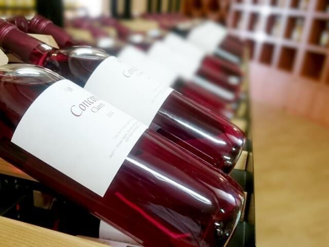 お酒好きにはワイン