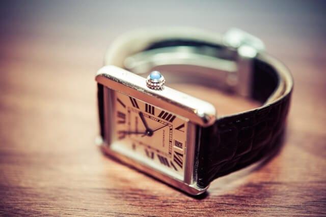 腕時計を贈る