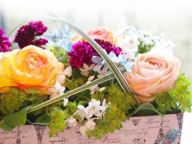 退職祝いにおすすめの花束