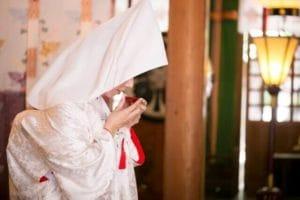 神前式結婚式