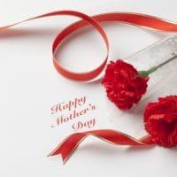 母の日にお花のプレゼント