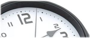 Horloge ronde