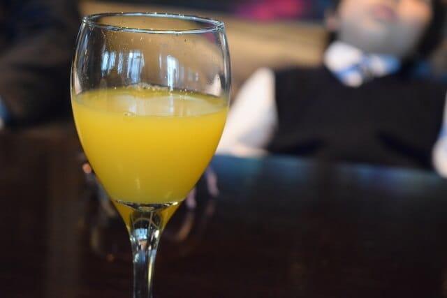 オレンジ ジュース ワイン 白