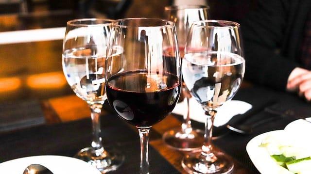 Wine glass summary