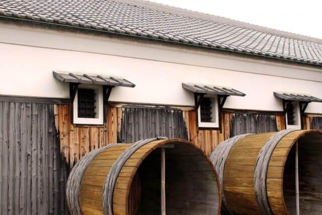 日本の酒蔵の数