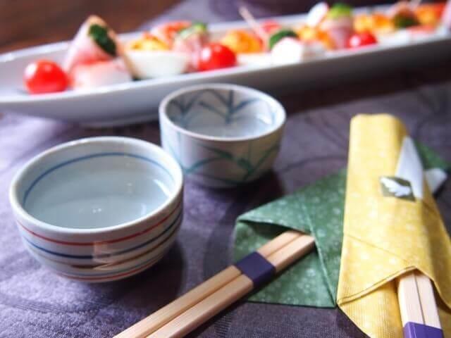 食べ物に特化した日本酒