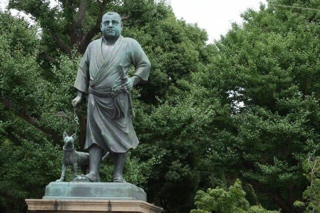 Saigo Takamori image