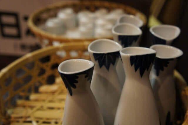 I can taste sake