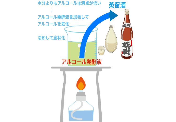 酒 醸造 酒 蒸留