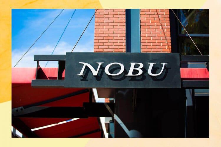 Εστιατόριο NOBU