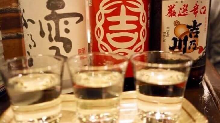 全国で急増中!日本酒バルの楽しみ方