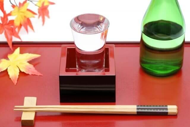 日本酒ができるまで