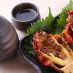 日本酒と食事